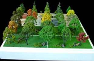 Architectural models | Commercial Models | Juwei Scale Model